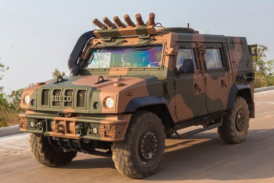 Iveco LMV – Exército Brasileiro