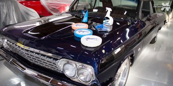 Norton lança nova linha de produtos para polimento automotivo