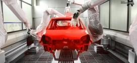Cinco passos para saber como são feitas as cores na repintura automotiva