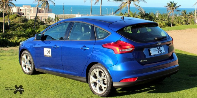 Auto Especialista | Avaliação do Ford Focus Hatchback 2017 – Titanium Plus 2.0 com SYNC 3