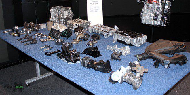 Mecânica em Dias | Entenda o processo construtivoda nova motorização 1.0l TSI bicombustível