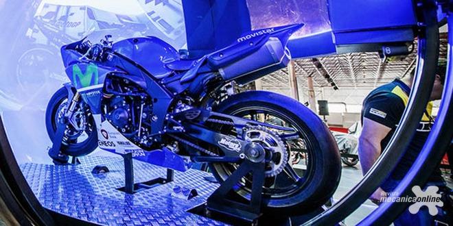 Yamaha recebe personalidades no Salão Duas Rodas