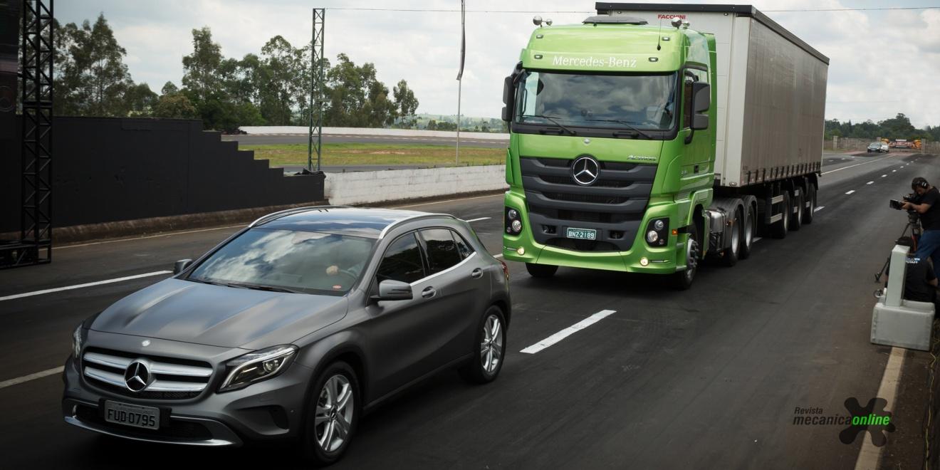 Mecânica em Dias | Sistemas de assistência de direção – segurança ativa e passiva para automóveis