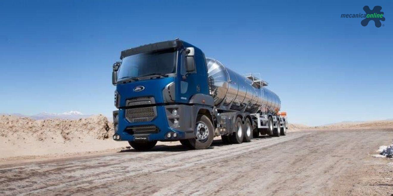 Nova linha Cargo Euro 5 estreia na Argentina com modelos extrapesados