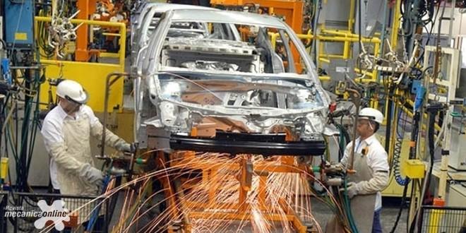 Produção da indústria automobilística cresce 18,1% em março