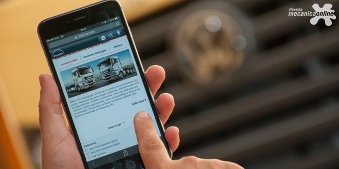 MAN Latin America aposta em mídias digitais para crescimento de mercado