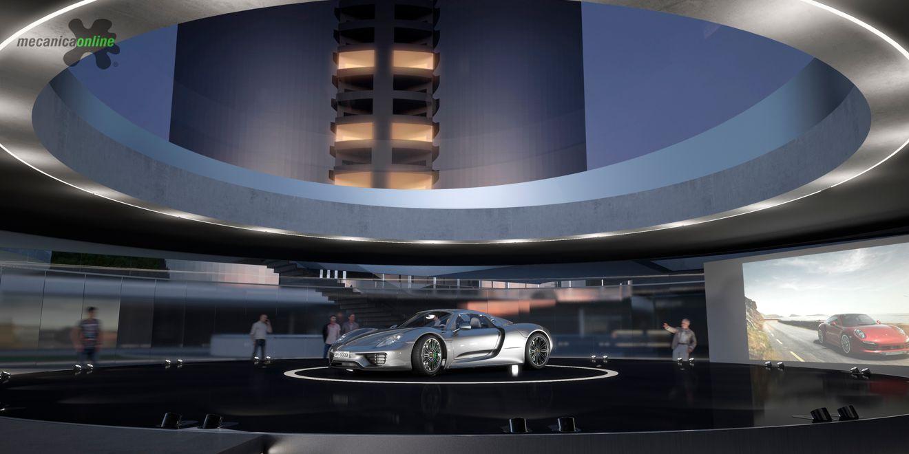 Porsche Design Towers Brava – Purista, Funcional e Icônico  Mecânica Online®...