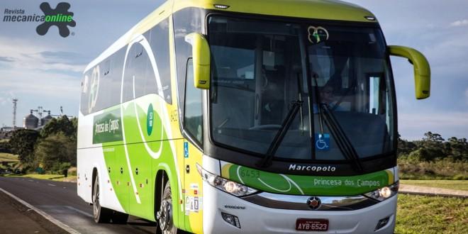 Volvo lança novo ônibus rodoviário