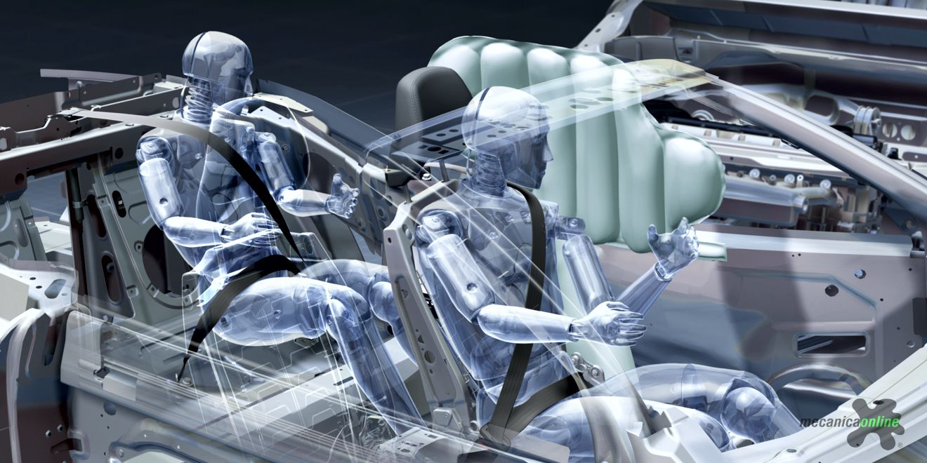 Mecânica em Dias | Em caso de acidente, airbag e cinto de segurança alcançam alto índice na redução dos ferimentos