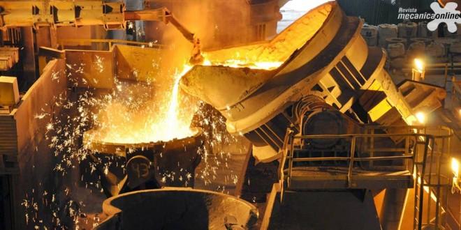 Vendas de produtos siderúrgicos ao mercado brasileiro apresentam queda de 1,2% nos dois primeiros meses do ano