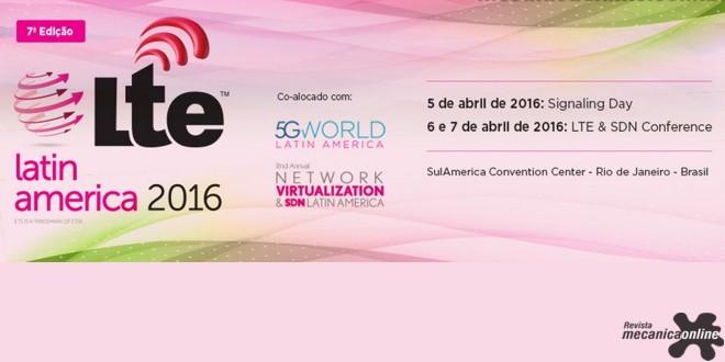 Grupo PSA apresenta conceitos sobre Veículos Conectados e Autônomos na LTE e SDN/Network Virtualization Latin America 2016