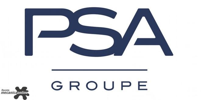"""""""PSA Peugeot Citroën"""" agora é """"Grupo PSA"""", símbolo da transformação promovida pelo Plano """"Push to Pass"""""""