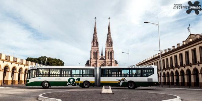 Agrale escolhe a Allison para equipar seu primeiro ônibus articulado fabricado na América do Sul