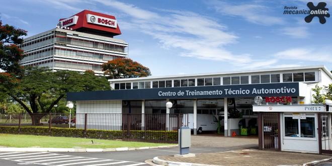 Centro de Treinamento Automotivo da Bosch tem vagas abertas para o segundo semestre