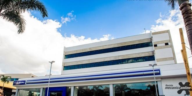 CAOA inaugura concessionária SUBARU em Belo Horizonte