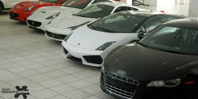 Venda mensal de veículos importados se estabiliza em novembro