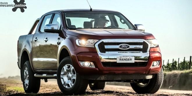 Ford Ranger tem nova versão XLS 2.2 como destaque e cresce na participação de mercado em 2016