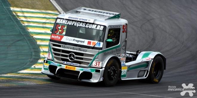 Fórmula Truck comunica que não existe divisão da categoria
