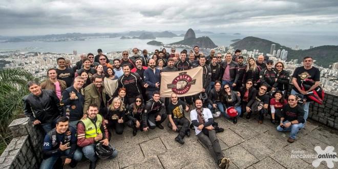 Evento do IMRG no Rio de Janeiro é o maior realizado pela Indian Motorcycle na América do Sul