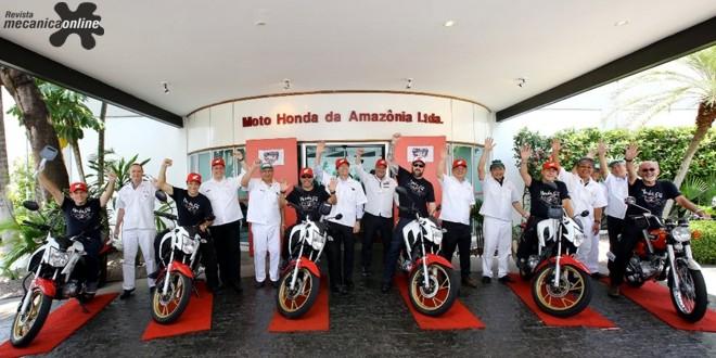 Honda lança documentário sobre a CG na vida dos brasileiros