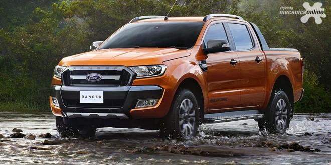 Ford Ranger cresce e tem a melhor participação no ano entre as picapes médias