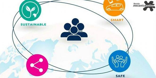 Grupo PSA inicia uma nova etapa estratégica como fornecedor de serviços de mobilidade