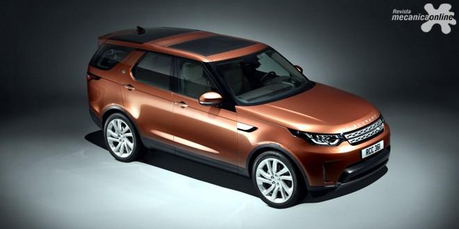 Jaguar apresenta Novo Discovery, Novo XF Sportbrake e o I-TYPE