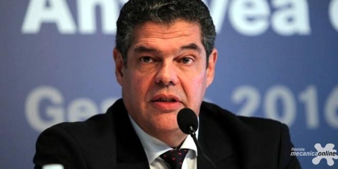 Instituto Mauá de Tecnologia recebeu o presidente da ANFAVEA, Antonio Megale