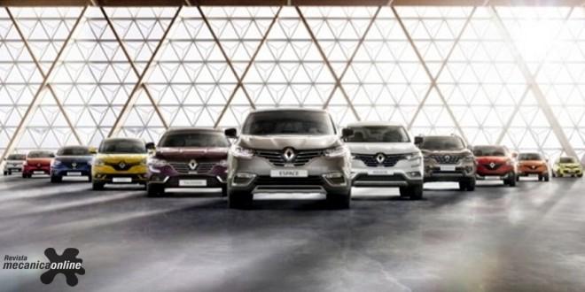 Renault cresce em participação de mercado no acumulado do ano