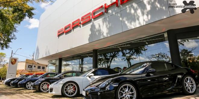 Porsche continua expansão de concessionárias com abertura de unidade em Campinas