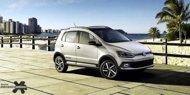 Novo Gol Track, up! Track e CrossFox Urban White chegam às concessionárias Volkswagen