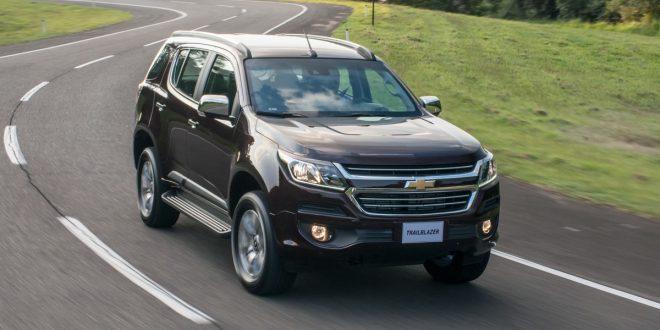 Trailblazer passa dos R$ 200 mil com novo aumento de preços da Chevrolet