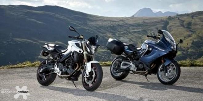 BMW Motorrad mostra atualizações dos modelos F 800 R e F 800 GT no EICMA
