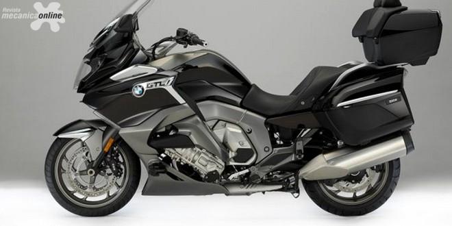 BMW Motorrad apresenta a nova BMW K 1600 GTL no EICMA