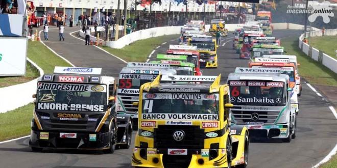Uruguai, Argentina e Pernambuco terão corridas da Fórmula Truck em 2017