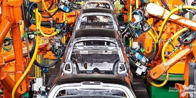 Produção de veículos cresce 23,4% no acumulado do ano