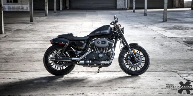 Harley-Davidson Roadster™ chega ao Brasil para integrar o lineup Dark Custom™
