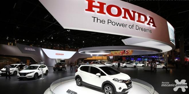 Honda apresenta diretrizes globais até 2030