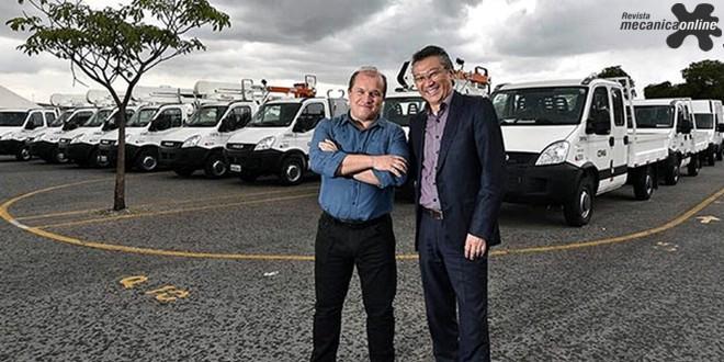 Iveco concretiza a maior venda de caminhões de 2016