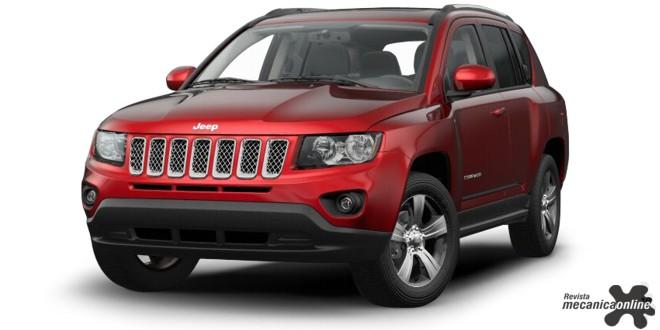 Vendas da FCA crescem 12% em novembro, com destaque para o Jeep Compass