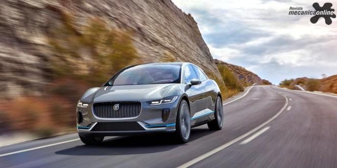 Saiba tudo sobre o Jaguar I-PACE: o conceito elétrico da Jaguar