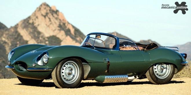 Jaguar volta a produzir icônico XKSS 60 anos depois