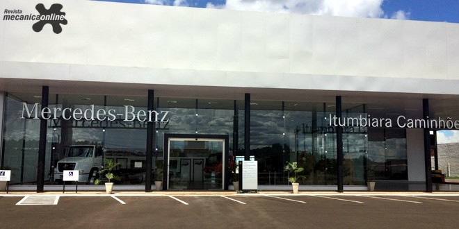 Mercedes-Benz e Grupo VDL reforçam a presença da marca no interior de Goiás
