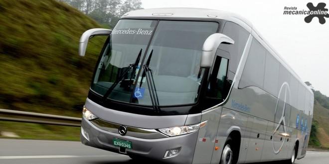Mercedes-Benz lança serviço emergencial 24 horas para ônibus rodoviários