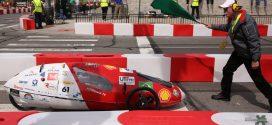 Competição Energética Shell Eco-marathon pela primeira vez no Brasil