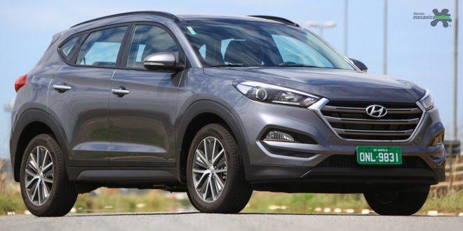 Hyundai CAOA lança o New Tucson produzido em Anápolis (GO)