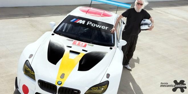 BMW Art Car de John Baldessari é apresentado no Art Basel em Miami