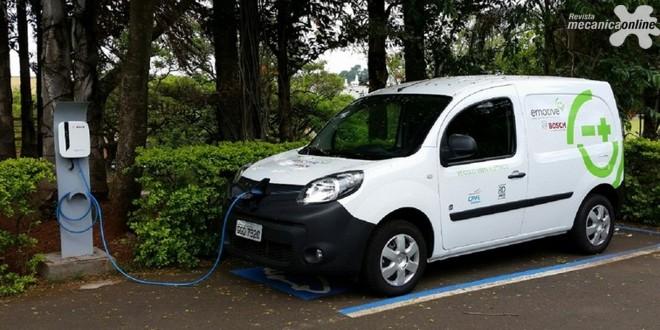 CPFL Energia e Bosch ampliam parceria para o uso de veículos elétricos no Brasil