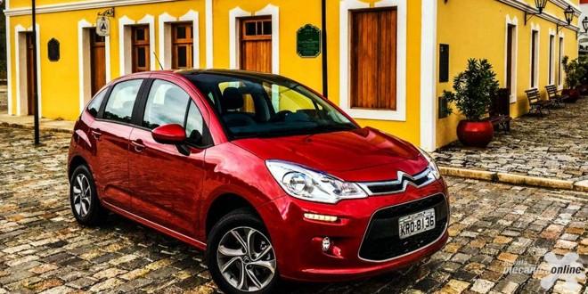 """Citroën C3 ganha mais um prêmio na eleição """"Os Escolhidos"""""""