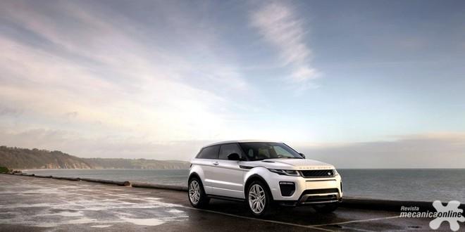 Discovery Sport e Range Rover Evoque com Motor Ingenium Diesel já são produzidos em Itatiaia